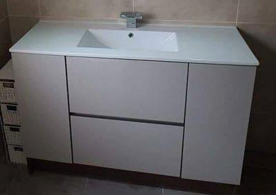 kaizen 1200 vanity unit