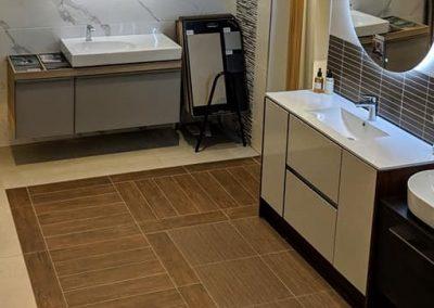 kaizen bathroom unist showroom