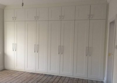 mase to measure bedroom wardrobes