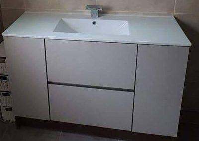 kaizen bespoke bathroom units